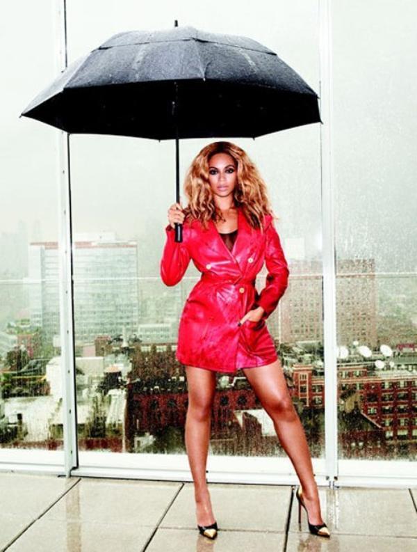 Beyoncé, ses photos mode pour Harper's Bazzar