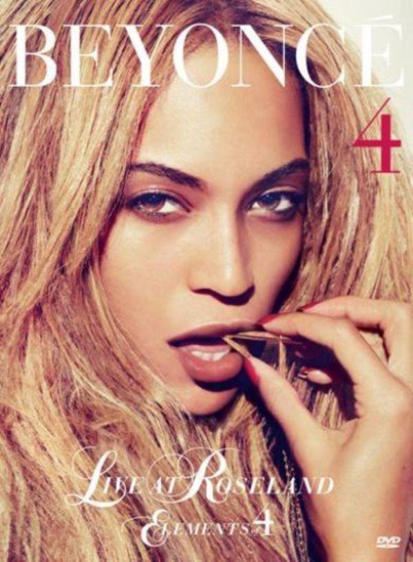 Beyonce son DVD live se dévoile