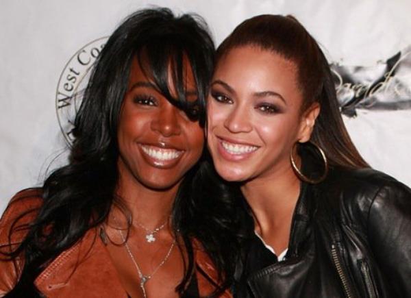 Kelly ROWLAND parle trop de la grossese de Beyoncé