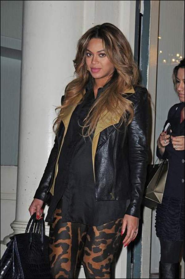 Beyoncé a perdu sa bonne mine