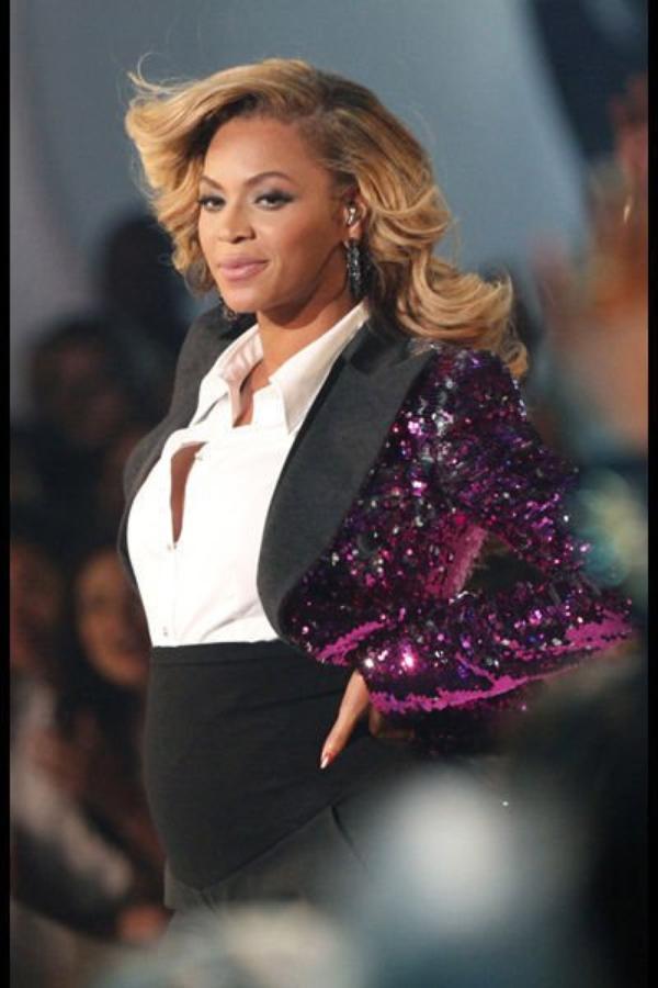 Le bébé de Beyoncé se fait attendre