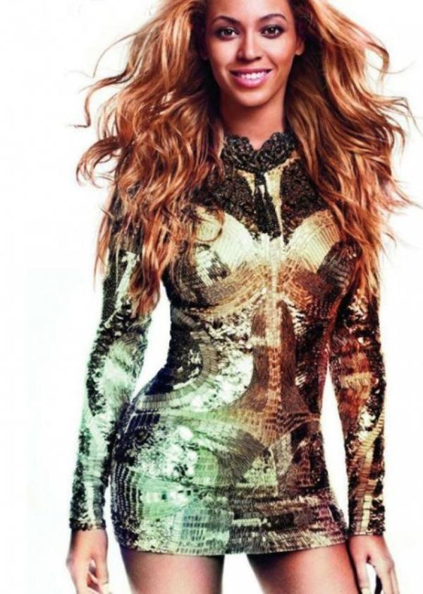 Beyonce : maman sexy pour Glamour France