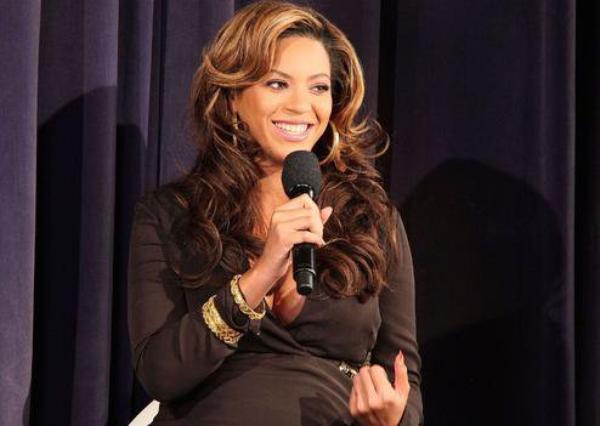 Beyoncé a accouché par césarienne d'une petite Ivy Blue Carter