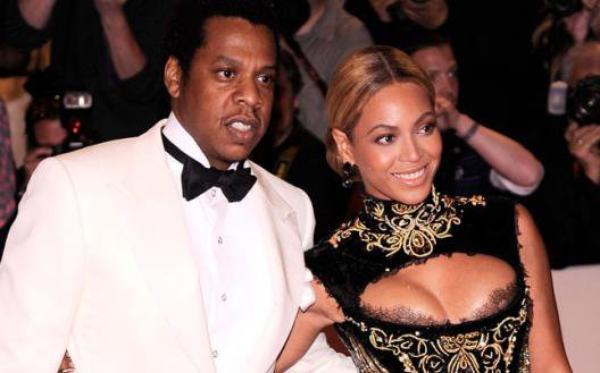 Beyonce et Blue Ivy rentrent à la maison
