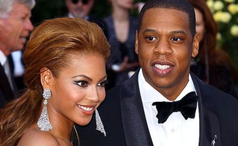 Beyoncé et Jay-Z partagent leur joie