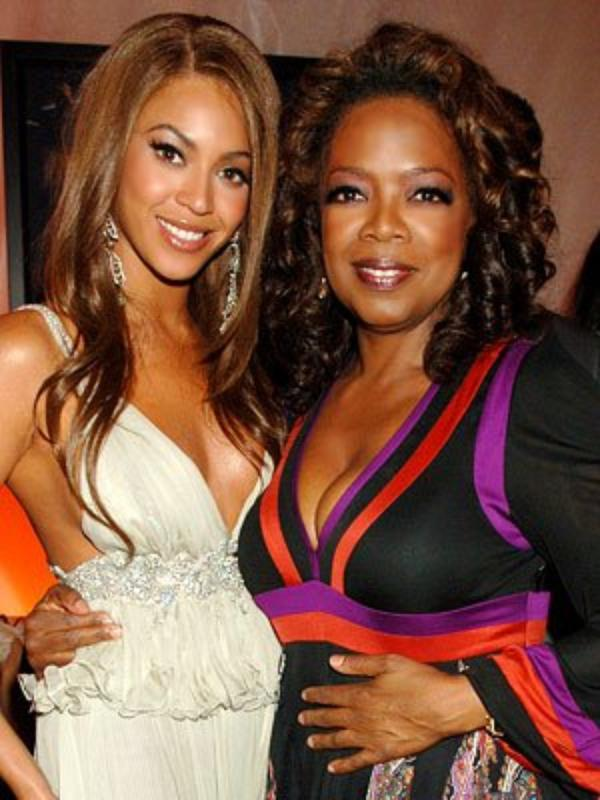 Oprah Winfrey sera-t-elle la marraine du bébé de Beyonce?