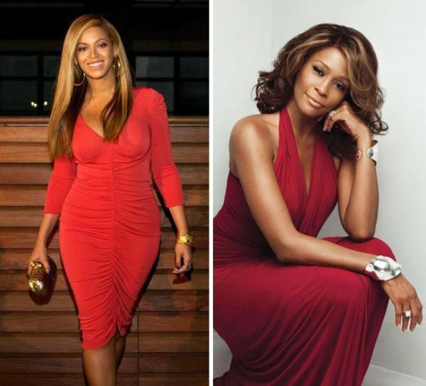 «Whitney était une légende» - Beyoncé