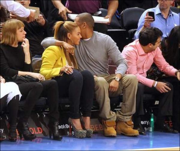 Première sortie publique pour Beyoncé et Jay-Z depuis l'accouchement