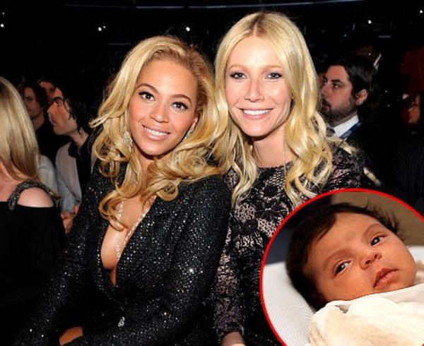 Beyoncé : sa fille, une future star selon Gwyneth Paltrow !