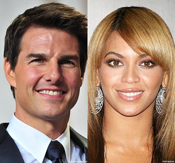 Tom Cruise amoureux de Beyoncé pour Clint Eastwood