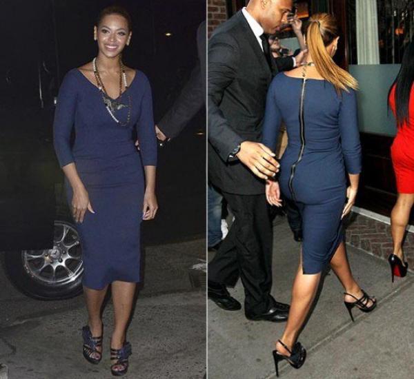 Beyoncé : Elle porte des vêtements créés par Victoria Beckham