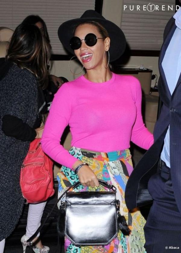 Beyonce, funky mama... A shopper !