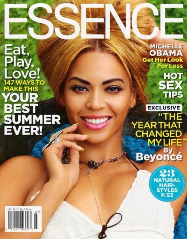 Beyoncé récompensée par la presse afro