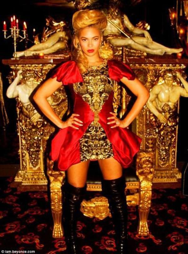 Beyonce se remet au Travail