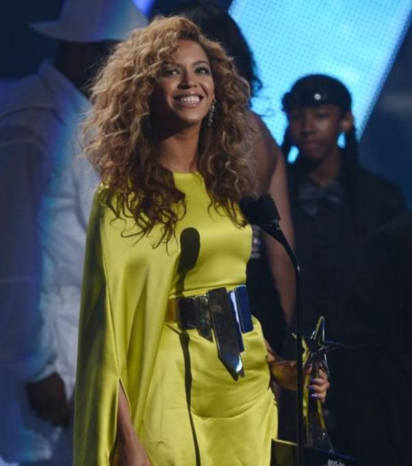 Bet Awards 2012 : Beyoncé, Jay-Z et Kanye West récompensés