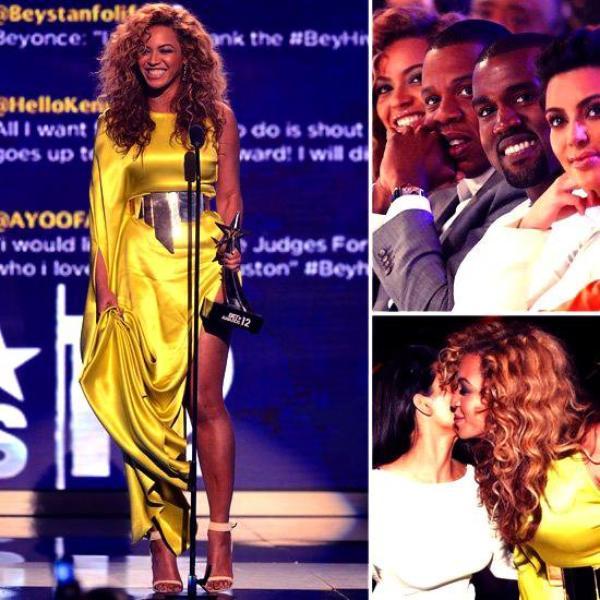 Beyoncé: Elle demande à Kim Kardashian de rester à sa place , Gwyneth Paltrow : son message d'anniversaire à Beyoncé
