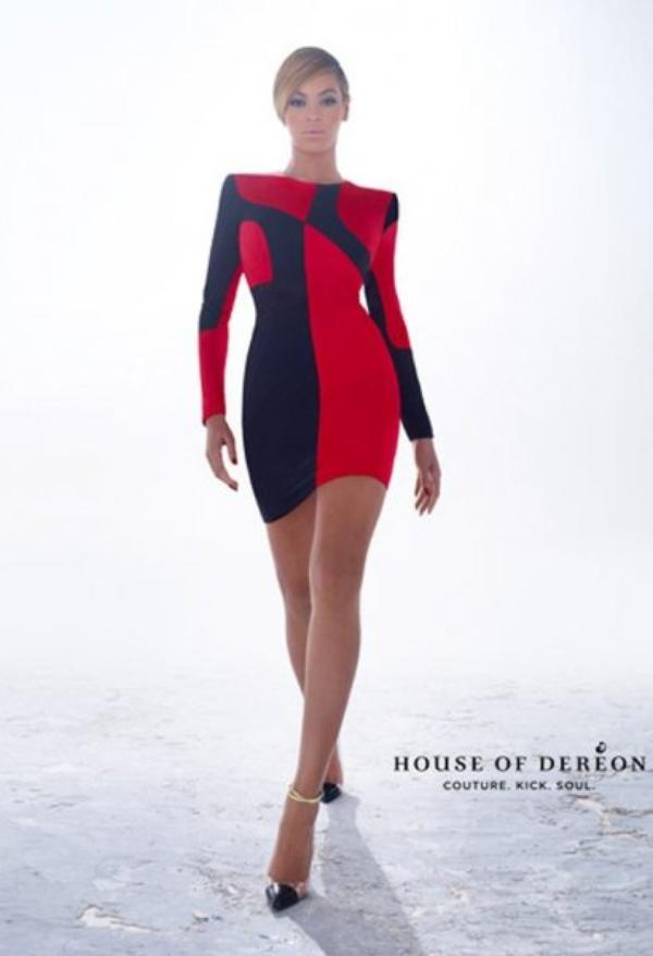 Beyoncé sublime en égérie de House of Dereon