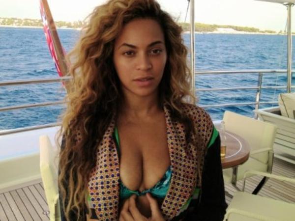 Beyonce au naturel