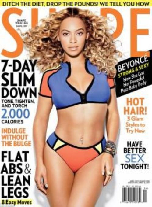 Beyoncé donne les détails de son régime post-grossesse