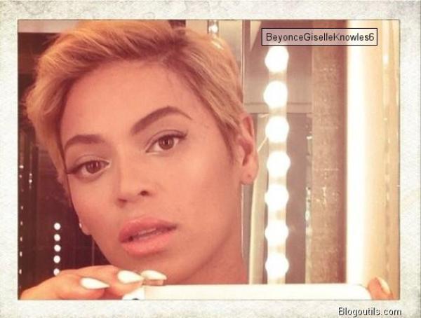 """Beyoncé : Elle s'essaie au carré plongeant, La styliste de Beyoncé : """"J'en ai eu les larmes aux yeux quand elle s'est coupée les cheveux!"""""""