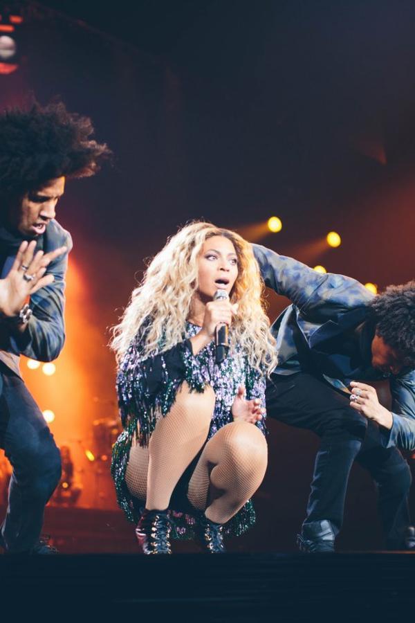 Beyonce prend le smartphone d'un fan en pleine vidéoconférence