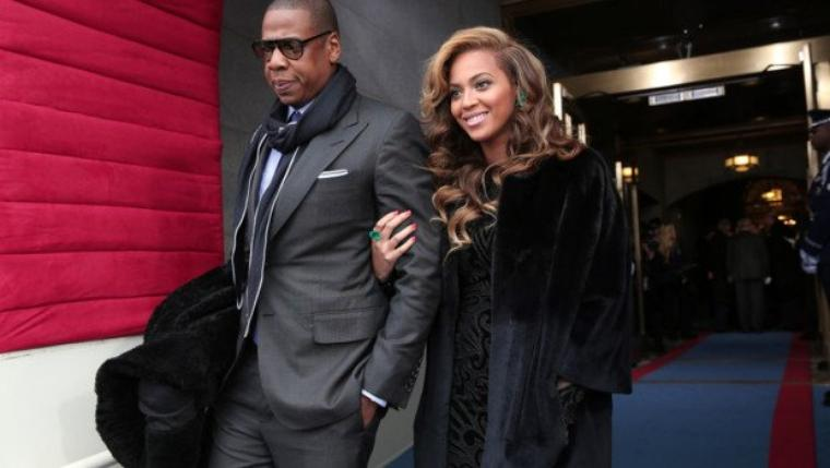 BEYONCÉ BIEN ENTOURÉE POUR SON RETOUR,     Beyoncé et Jay Z : la presse évoque des rumeurs de rupture