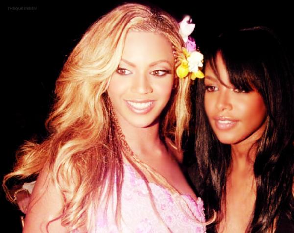 Beyoncé : elle se remémore le temps passé avec la regrettée Aaliyah !
