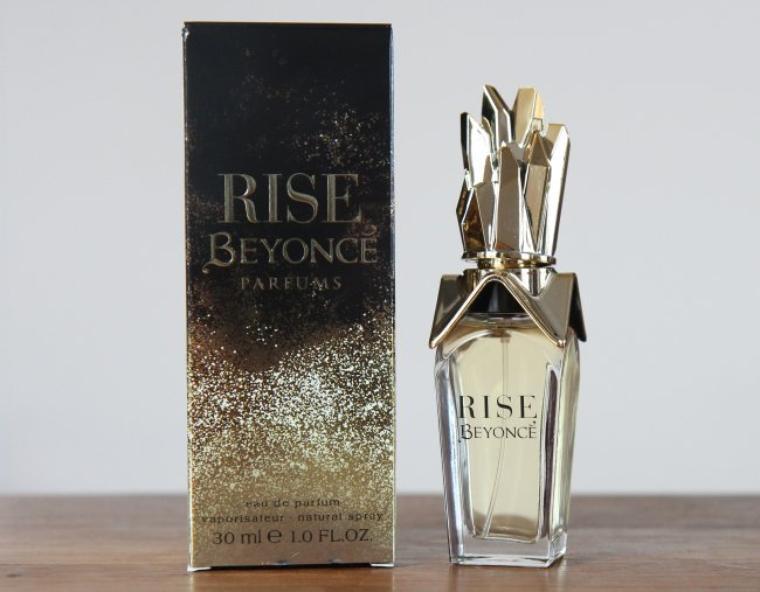 Beyonce son nouveau parfum Rise