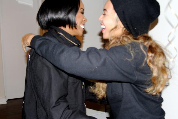 Beyoncé organise la fête d'anniversaire de Kelly Rowland