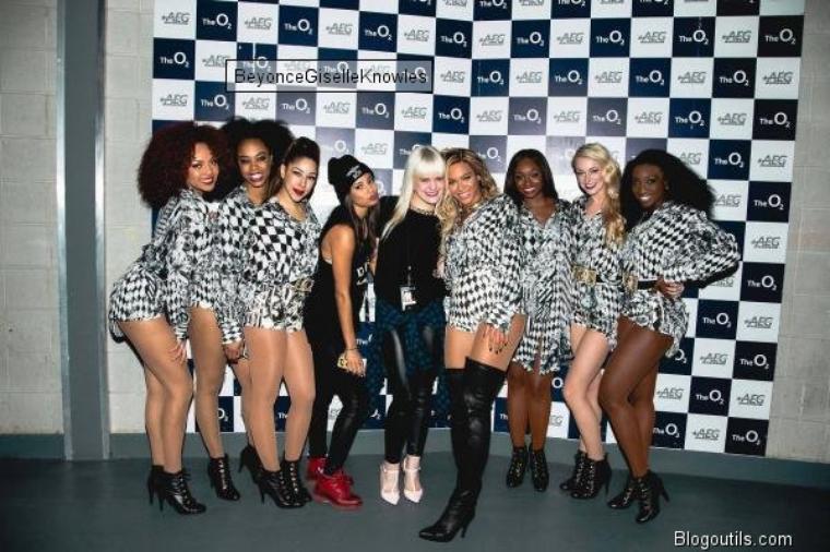 Beyonce The Mrs Carter show  à Londres