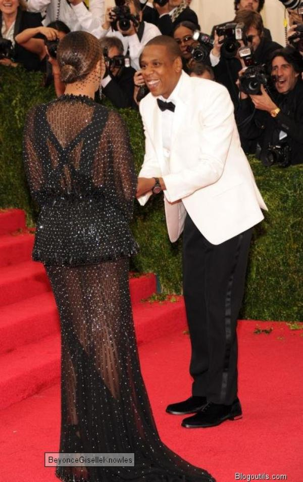 Jay Z redemande Beyoncé en mariage au Met Ball 2014 !