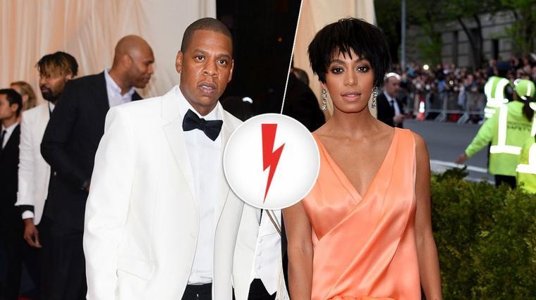 Jay Z, Solange et Beyoncé : Réconciliés après leur bagarre aux mille hypothèses