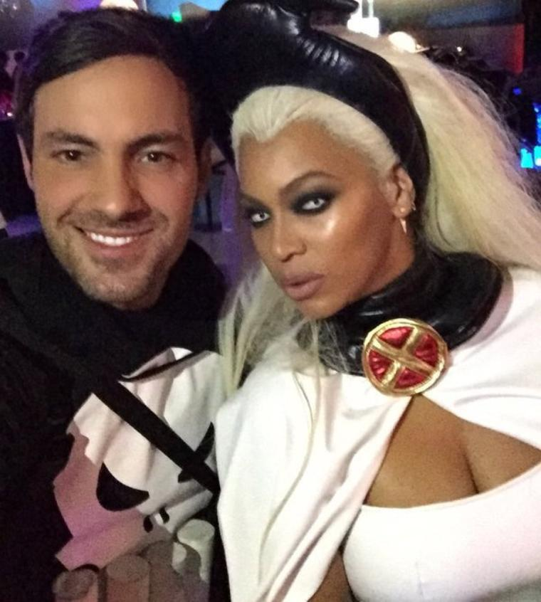 Beyoncé dévoile son déguisement
