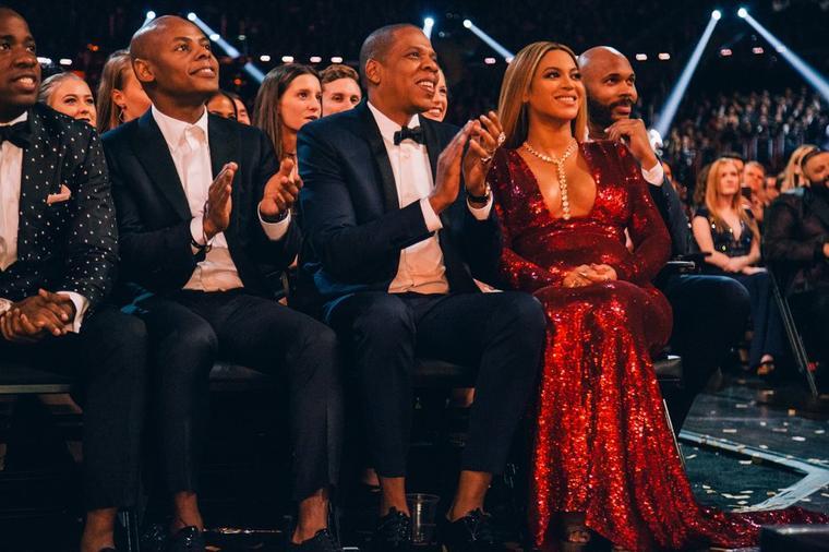 Beyonce au Grammys Awards