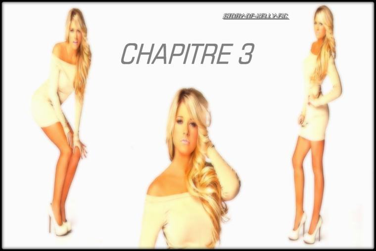 CHAPITRE 3 / ....WHY DOES IT AGAIN ? WHY DOES IT LEAVE US ALONE?....