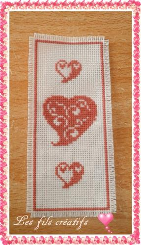 BRODERIE MARQUES-PAGES ST-VALENTIN
