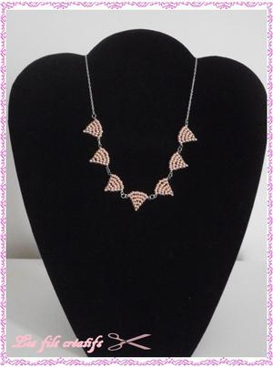 COLLIER A TRIANGLES