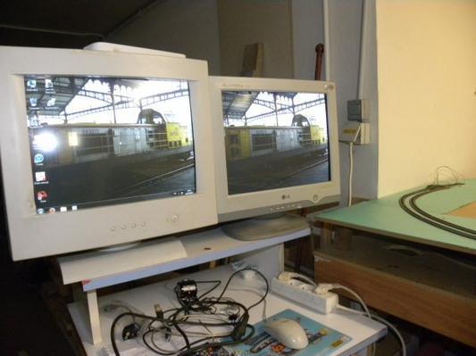 2 écrans valent mieux qu'un.