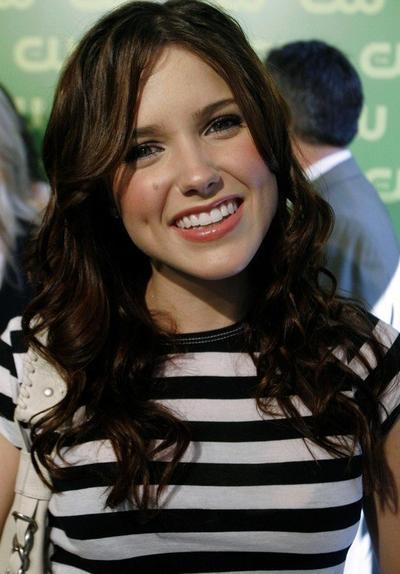 Sophia bush => Brooke davis