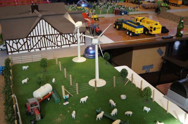 L'expo à  sallyfi-beaucourt