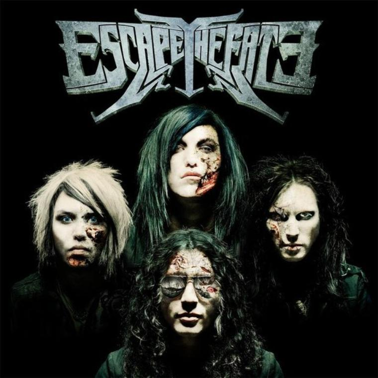 Dying Is Your Latest Fashion / The Aftermath - Escape the fate (2006)
