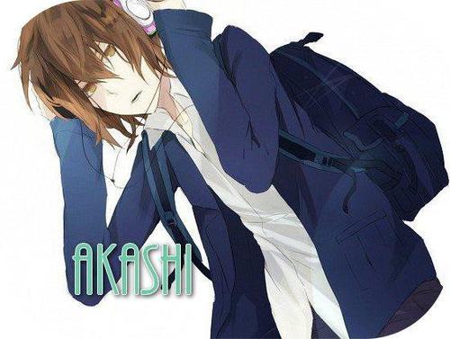Personnage ~ Akashi