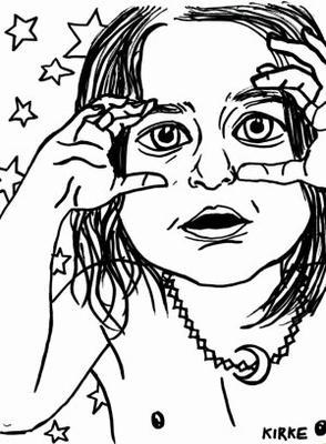 """Jemima a fait don d'un dessin à l'association Lily Sarah Grace fondée par Matthieu Badger (et son partenaire, Abby Ballin,) après la mort de ses 3 filles dans un incendie durant les fêtes de Noël 2011. L'asso a pour but de soutenir la création et l'art dans les écoles publiques... Le dessin sera apparemment sur un livre """"You Can""""t Memorize This"""" . De nombreuses célébrités soutiennent ce projet comme Lena Dunham, Jennifer Aniston, Bruno Mars, Elle Fanning, Jessica Biel, Demi Lovato etc... La campagne démarrera officiellement avec une exposition gala LSG aux Jack Studios à New York le 25 octobre 2014."""