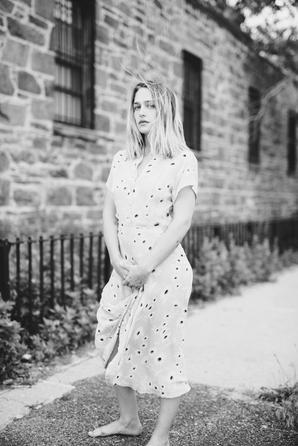 Au début du mois de juin Jemima a joué les modeles pour son amie Katie Mccarty. Perso j'adore le résultat.
