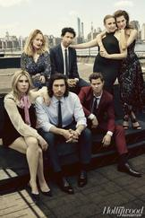 Le cast a donné une interview et réalisé un shooting pour Hollywood Reporter qu'ils sont beaux. Les photos sole de Jem sont magnifique.