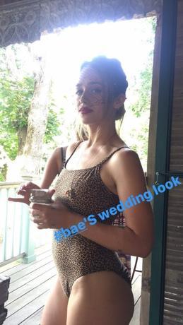 26/06/2017? : Jemima se fait enlever un tatouage (un que perso j'aimais plutôt bien)... ça a l'air douloureux