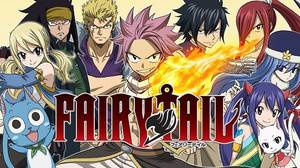 Mes goûts sur Fairy Tail