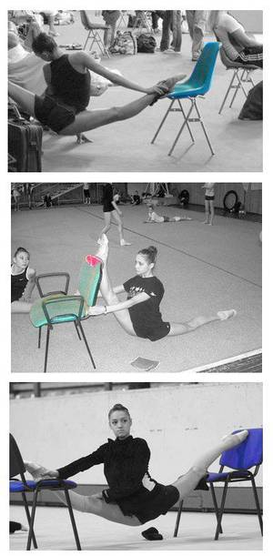 La chaise !