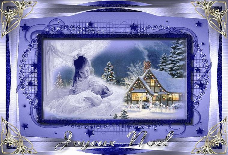 Coucou mes amie(s) je vous souhaite une bonne fête de Noél et une bonne fin d'Année