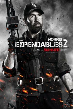 The Expendables 2 : le carnage commence part 1 !!!!
